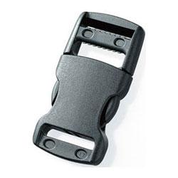 Boucle attache rapide (50 mm - Noir - Plastique) c908c97e386
